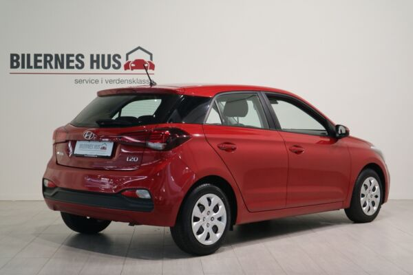 Hyundai i20 1,25 Life - billede 1