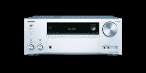 Onkyo-TX-NR575E-S-Silber-7-2-Kanal-AV-Netzwerk-Receiver-UVP-war-549-00-N1
