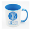 Printed Bulk LOGO Coffee Mugs Colour Inside /& Handle Branded Personalised Mug
