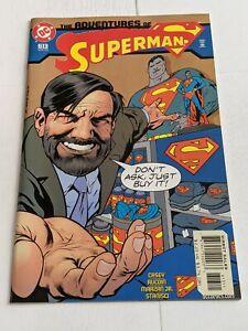 The-Adventures-Of-Superman-613-April-2003-DC-Comics