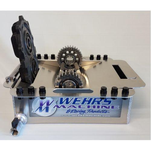 Wehrs Machine WM330 Rear End Drain Pan