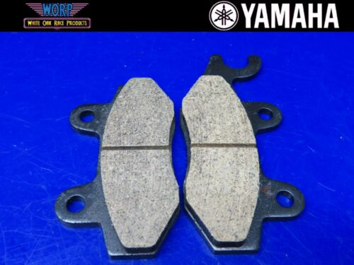 OEM YAMAHA FRONT BRAKE CALIPER PADS 89-93 YZ 250 125 WR500 3SP-W0045-00-00