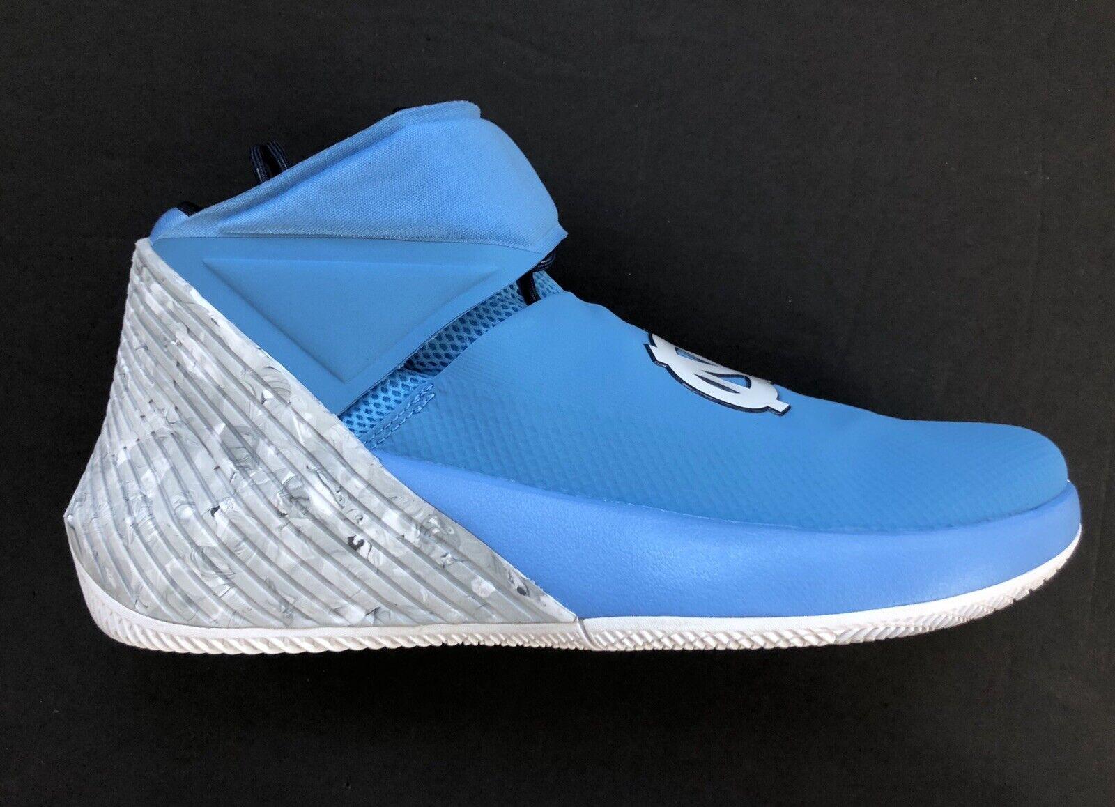 Nike Jordan Why Not Zero.1 North Carolina Tar Heels shoes AA2510-402 Size 10