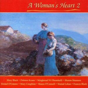 Various-Artists-A-Woman-039-s-Heart-2-CD-2002
