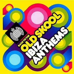 BACK-TO-THE-OLD-SKOOL-IBIZA-ANTHEMS-various-2-x-CD-Compilation-House-Trance
