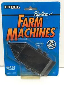 ERTL-FARM-MACHINES-TRACTOR-TRAILER-DIECAST-METAL-1-64-SCALE