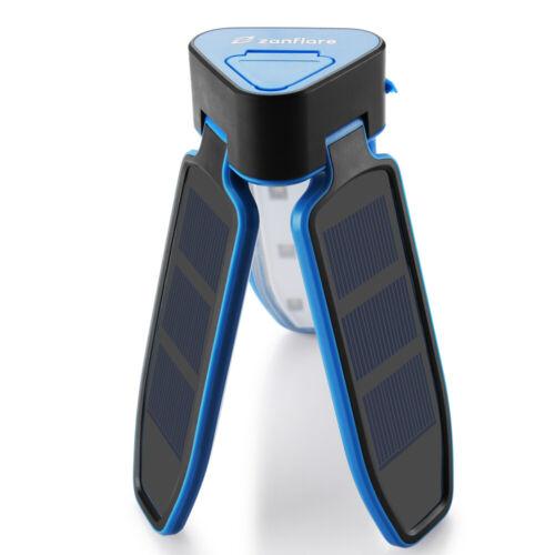 SB-6039 Sonnenkollektor Zusammenklappbar Klee Camping Zelt Laterne Led-Licht USB