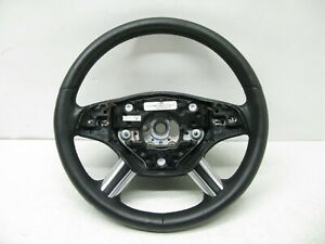 06-09-MERCEDES-ML350-R500-GL450-DRIVER-STEERING-WHEEL-OEM-091119