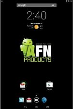 $42 32GB AFN Dual Boot Android 4.4 KitKat MicroSD Android for Nook HD+ (BNTV600)
