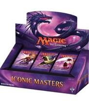 Magic the Gathering Iconic Masters New Factory Sealed Booster Box