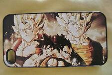 USA Seller Apple iPhone 4 & 4S Anime Phone case Dragon Ball Z Goku & Vegeta