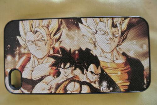 USA Seller Apple iPhone 4 /& 4S Anime Phone case Dragon Ball Z Goku /& Vegeta