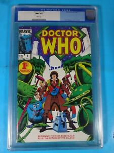 CGC-Comic-graded-9-6-Doctor-Who-1-Key-issue