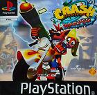 Crash Bandicoot 3 : Warped (Sony PlayStation 1, 1998) - European Version