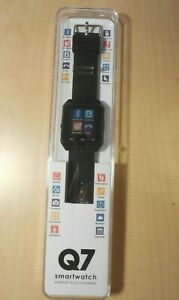 Details about Smart Watch Q7 Android & iOS Compatible New in Box Fits to  8-3/4