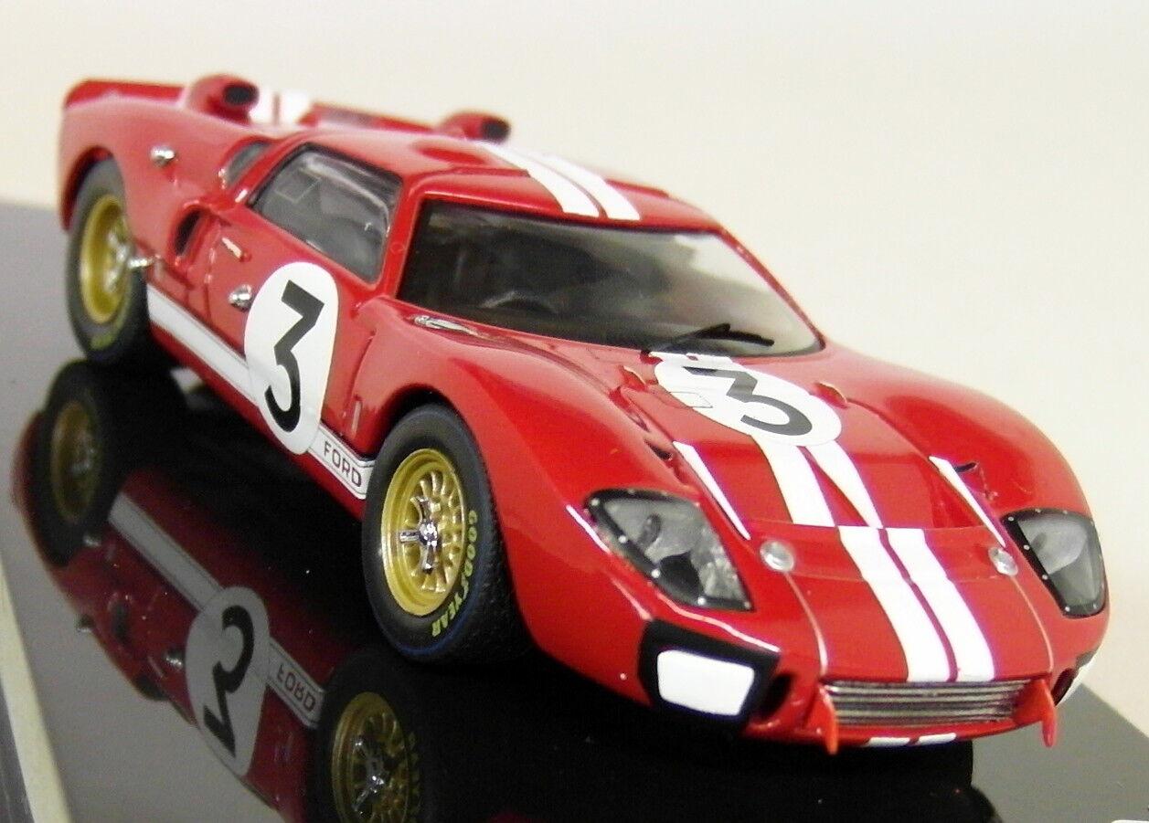 Ixo 1 43 Scale - LMC108 Ford GT40 Mk2 Le Mans 1966 Diecast Model Car