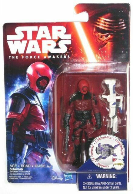 Disney Hasbro Star Wars Rebels 3.75 inch Figure Space Mission The Inquisitor