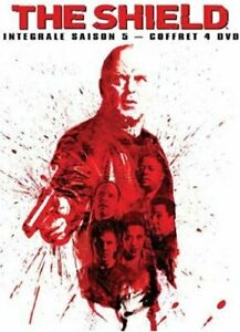 The-Shield-Saison-5-DVD-NEUF