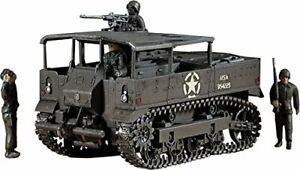 Hasegawa-HIGH-SPEED-TRACTOR-M5-1-72-Model-Kit