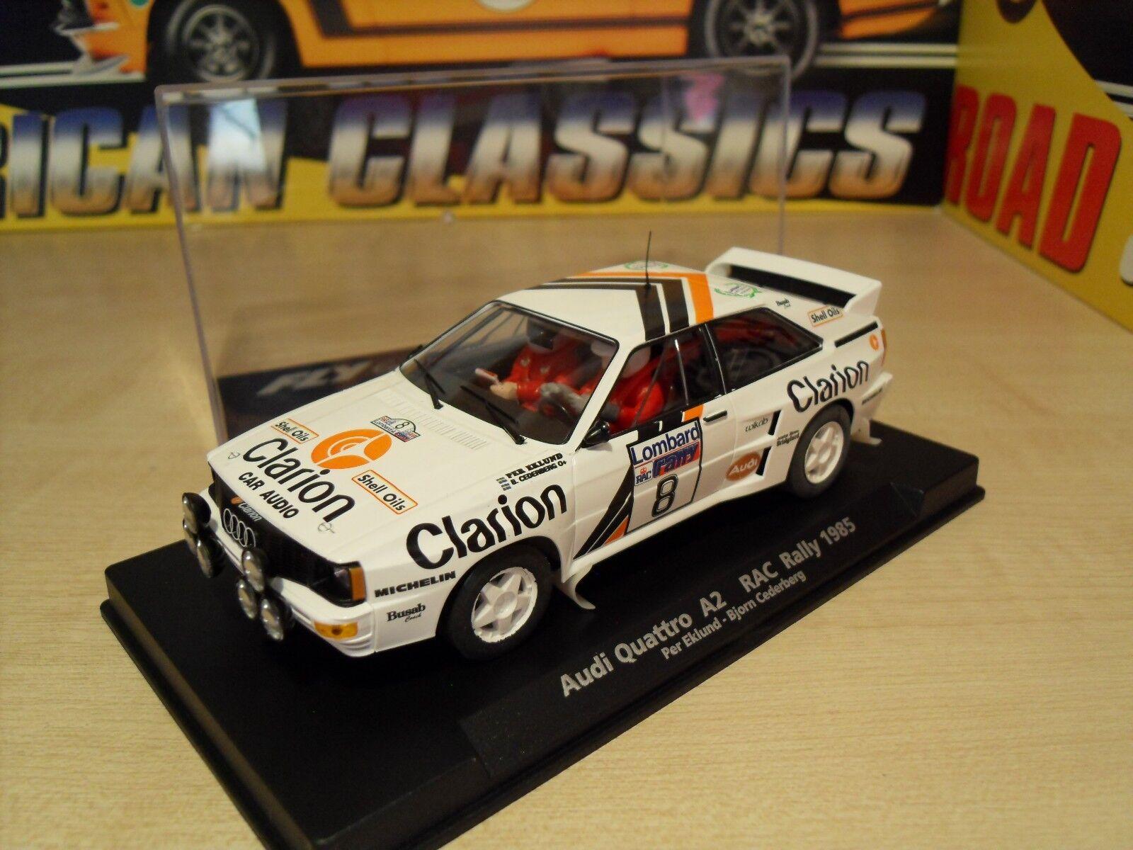 88285 Audi Quattro A2 'RAC Rally 1985' - Brand  nouveau in Box  remise