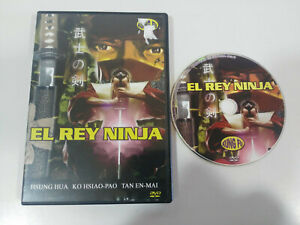 El-Rey-Ninja-Hsung-Hua-Ko-Hsiao-Pao-Tan-En-Mai-Kung-Fu-Dvd-Espanol