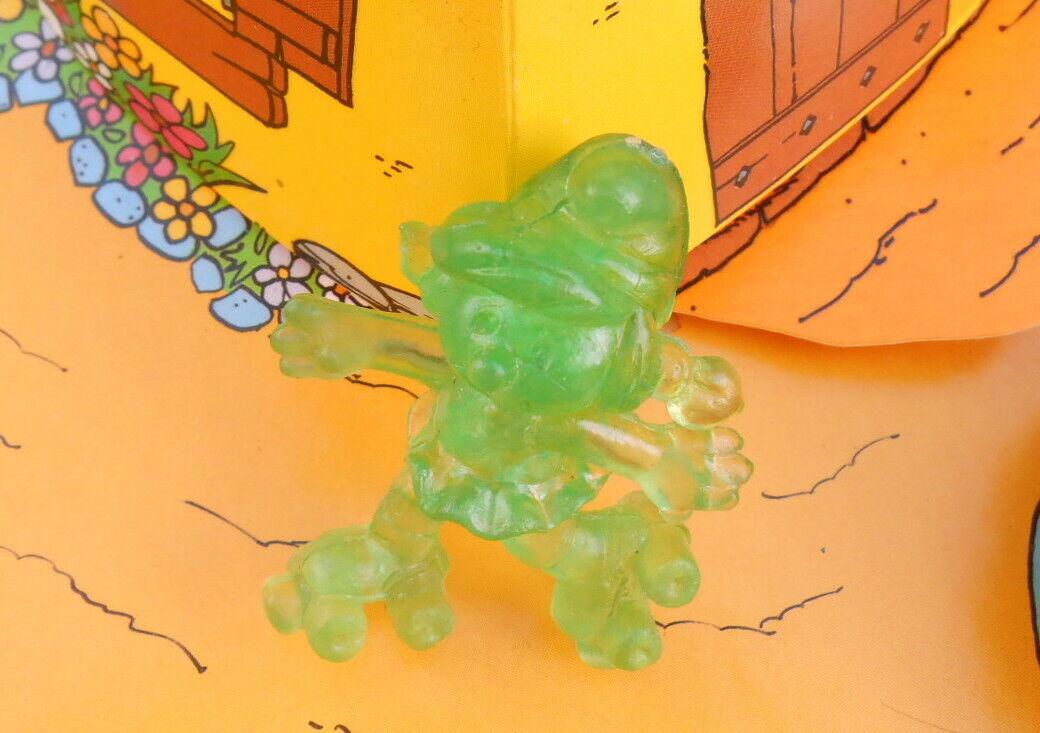 22126 rohlinge Schtroumpfette rollers patins puffo smurf pitufo verde transparent