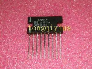 10pcs-TDA1514A-SIP-9-50-W-High-Performance-Hi-Fi-Amplifier