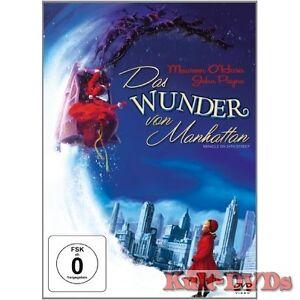 Das-Wunder-von-Manhattan-1947-DVD-Maureen-O-039-Hara-Neu-OVP-Weihnachten