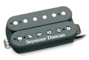 Seymour-Duncan-TB-59-Trembucker-F-Spaced-PAF-039-59-Model-Bridge-Pickup-Black-NEW