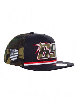 New Official Nicky Hayden 69 Trucker Cap 18 44002