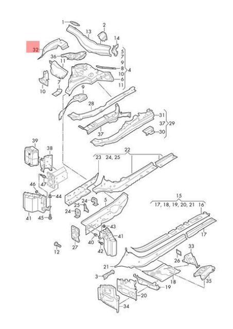 Audi A4 Electrical Wiring Diagram
