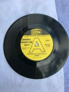 TRAFFIC-JAM-Status-Quo-RARE-7-034-DEMO-039-ALMOST-BUT-NOT-QUITE-THERE-039-Piccadilly