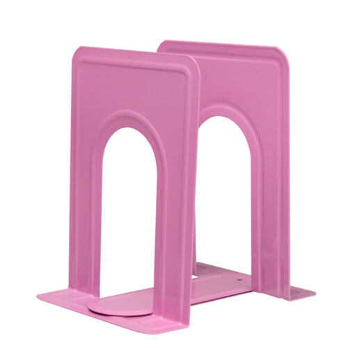 Portable Anti-skid Office Supply Stationery Shelf Bookends Holder Book Stand