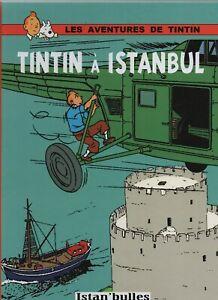 TINTIN-A-ISTANBUL-Album-pastiche-couleurs-Ed-Istan-039-bulles-2015-Par-SHABAB-AYHAM