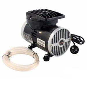 Workquip Extremely Quiet Mini Air Compressor 04325 Auto Shut Off Thermal Cut Out