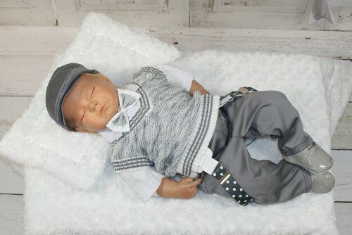 Kinderanzug Taufanzug Festanzug Babyanzug Anzug Taufgewand Neu Nr.0lg66