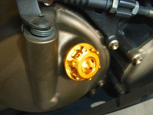 Kawasaki Zzr1400 Zx14r Zzr600 E Zx6rr Zx636r Zx900gp Öleinfülldeckel//Schraube
