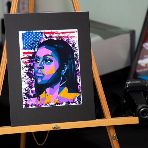 Original Interpretation Michelle LaVaughn Robinson Obama The First Lady