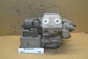 1998 Chevrolet Sonoma ABS Pump Control OEM 12765501 Module 519-11b7