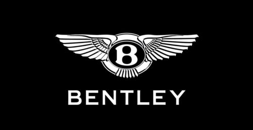 Bentley Continental GT Speed W12  Side Fender Emblem
