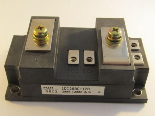 200a 1di200a120 Fuji Electric Darlington Power Modulo 1200v