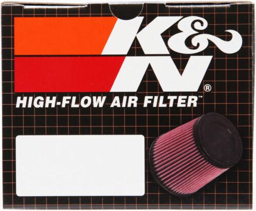 "RA-0470 K/&N Universal Rubber Air Filter 2-1//16/""O//S FLG 6/""OD KN U 4/""H; RU TP,V"