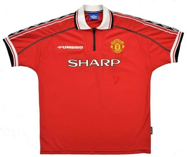 Umbro 199800 MANCHESTER UNITED STAM SHIRT XL Shirt Jersey Kit