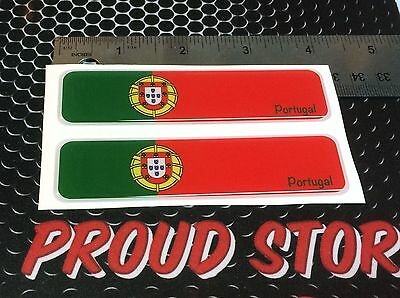 "Slovakia Proud Flag Domed Decal Emblem Car Flexible 3D 4/""x1/"" Set of 2 Stickers"