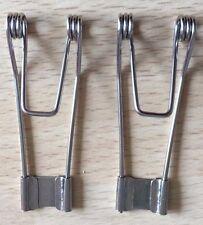Pack of 6 (3 Pairs) Standard GU10/MR16 Downlight Spring Clips