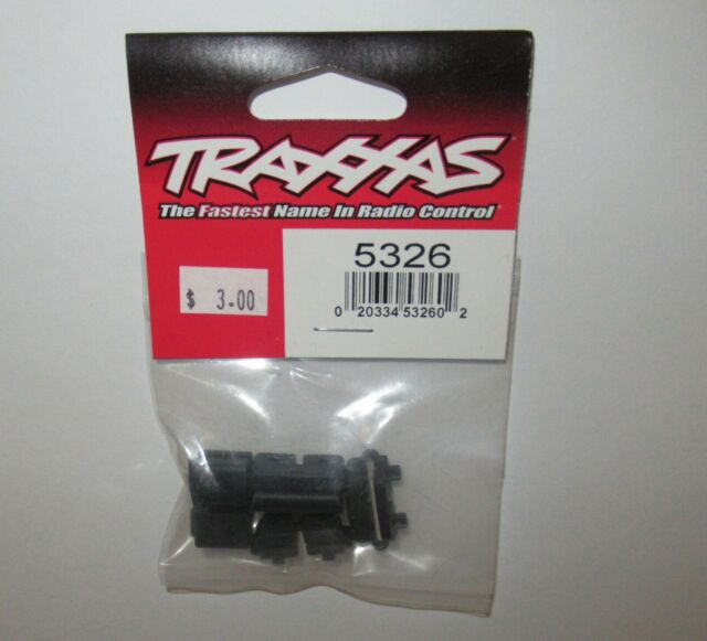 Right /& Left RC Traxxas Servo Mounts Steering 5519