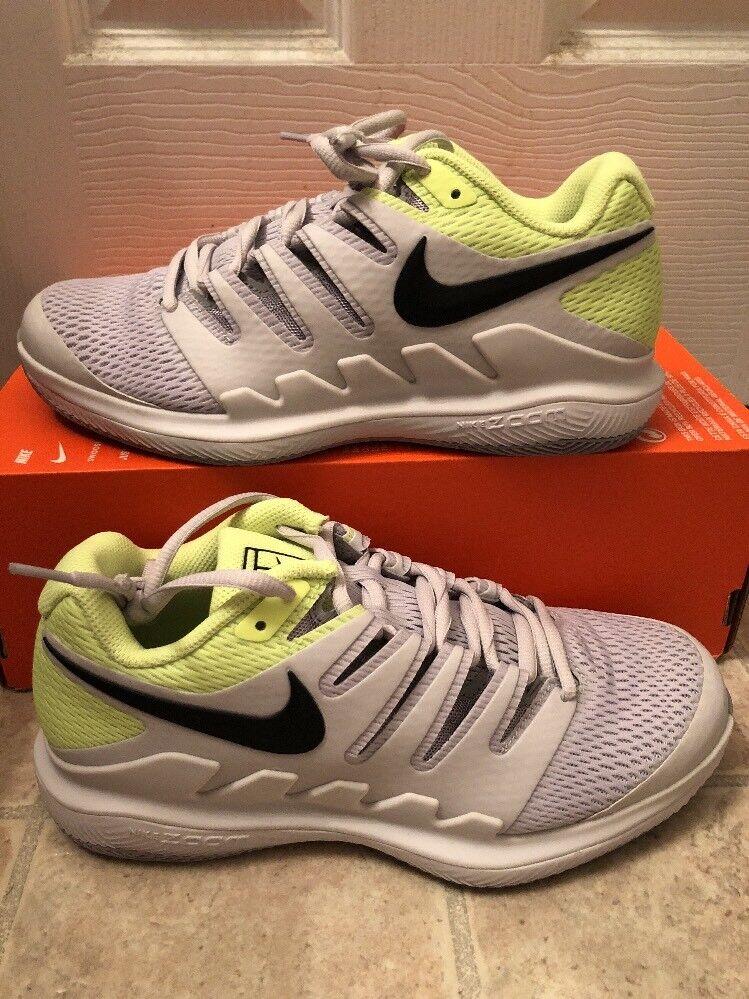 outlet store d93fd 5aadb Mens Nike Air Zoom Vapor X HC HC HC Sz 6 Men s Sz 7.5 Women s AA8030