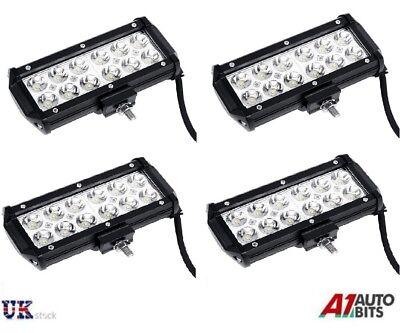 4 x 36W 12V 24V LED WORK SPOT BEAM LAMP FOR JOHN DEERE VALTRA FENDT  TRACTOR