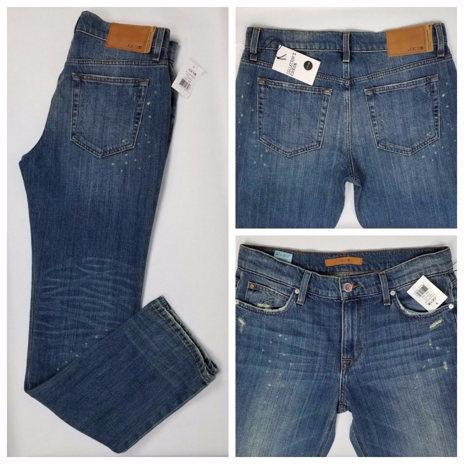 Joe's Jeans Collectors Edition Brixton Straight and Narrow Jeans, Graves, Sz 30