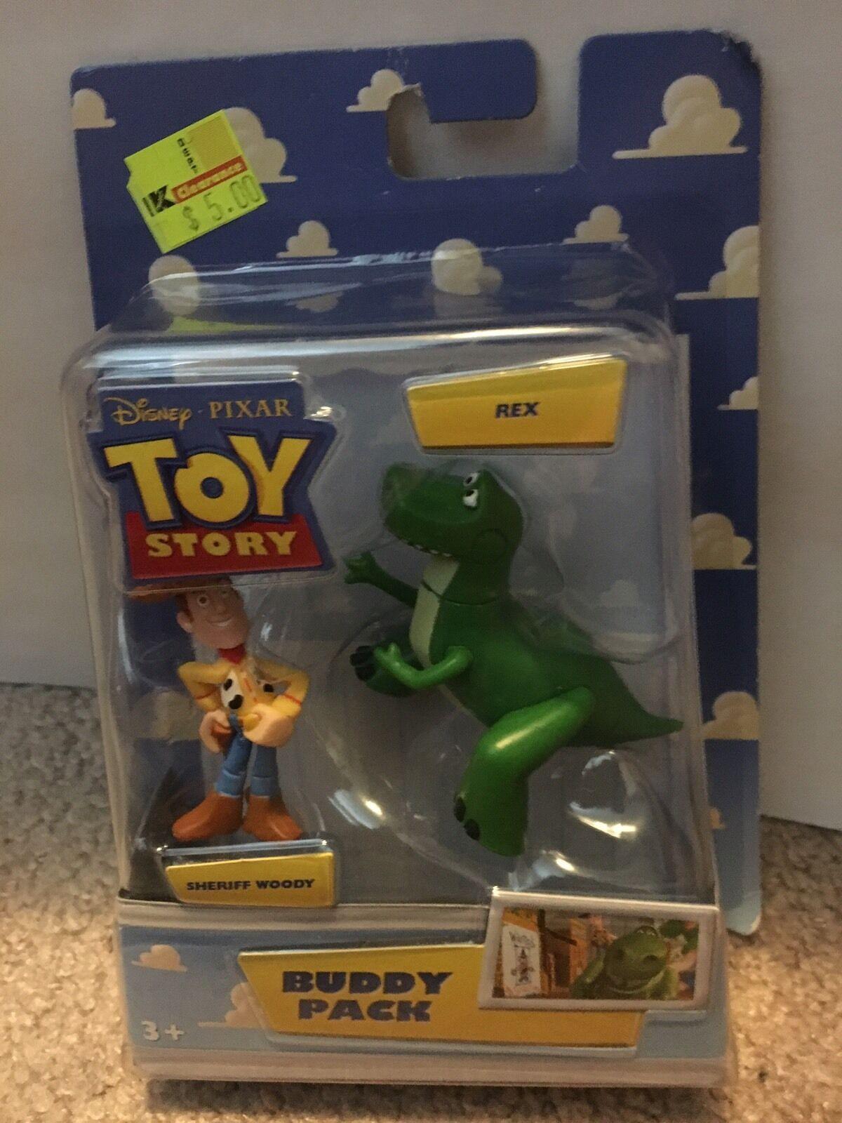 nuovo Old Stock giocattolo storia Buddy Pack Massive collezione